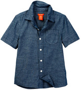 Joe Fresh Chambray Shirt (Little Boys & Big Boys)