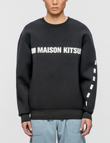 MAISON KITSUNÉ Signalisation Sweatshirt