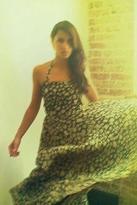Winter Kate Victoire Dress in Vanilla Print
