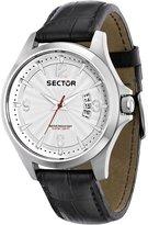 Sector Men's R3251290003 Contemporary 290 Black/ Watch