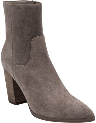 Marc Fisher Giana Suede Bootie