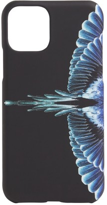 Marcelo Burlon County of Milan Wings Print Tech Iphone 11 Pro Case