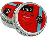 M:uk MUK Hard Hair Styling Mud Mini Duo Pack by MUK