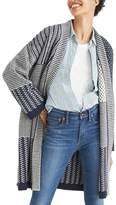 Madewell Women's Patchwork Collage Cardigan