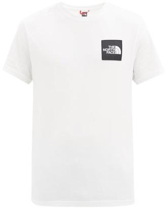 The North Face Snow Maven Logo-print Cotton-jersey T-shirt - White