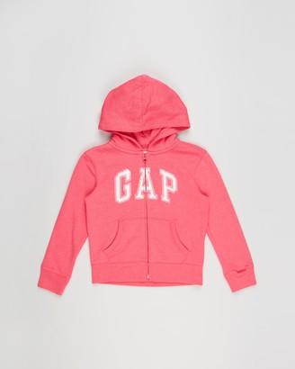 Gapkids Arch Logo Hoodie - Teens