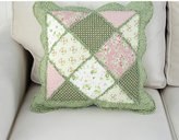ZHANG KSJks More pastoral style solid cotton pillow plants soa pillow oice cushion