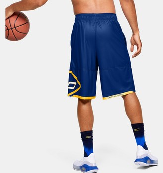 """Under Armour Men's Curry Pick 'n Pop 11"""" Shorts"""