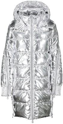 Noize Sabina Long Puffer Jacket