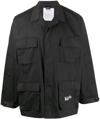 Blood Brother Tottenham utility jacket