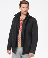 Kenneth Cole Wool-Blend Barn Coat