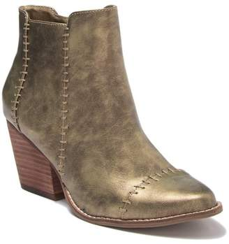 Matisse Elaine Metallic Ankle Boot