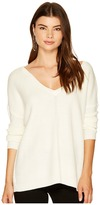 BB Dakota Comber Deep V-Back Sweater Women's Sweater