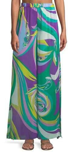 b02d6d0370b Emilio Pucci Swimsuit Coverups - ShopStyle