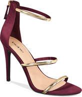 Bebe Berdine Ankle-Strap Dress Sandals