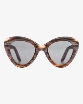 Cat Eye Lapima Rita Almond Cat-Eye Sunglasses