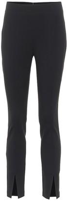 Tibi High-rise slim fit pants
