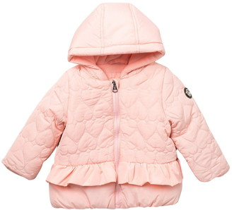 Jessica Simpson Quilted Heart Jacket