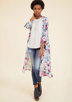 ModCloth Flow Your Way Around Kimono in S
