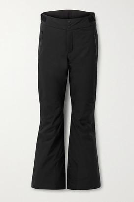 Bogner Fire & Ice Maila Canvas-trimmed Ski Pants - Black