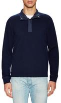 Jack Spade Bayfield Half-Button Sweater