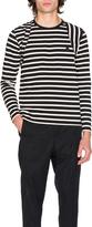 Alexander McQueen Long Sleeve Striped Shirt