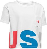 Under Armour Girls' Cropped Tee