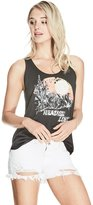 GUESS Women's Wanderlust Graphic Tank