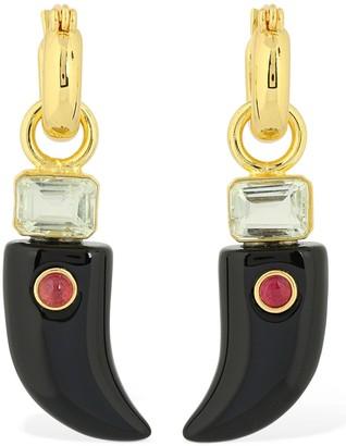 Lizzie Fortunato Midnight Swim Earrings