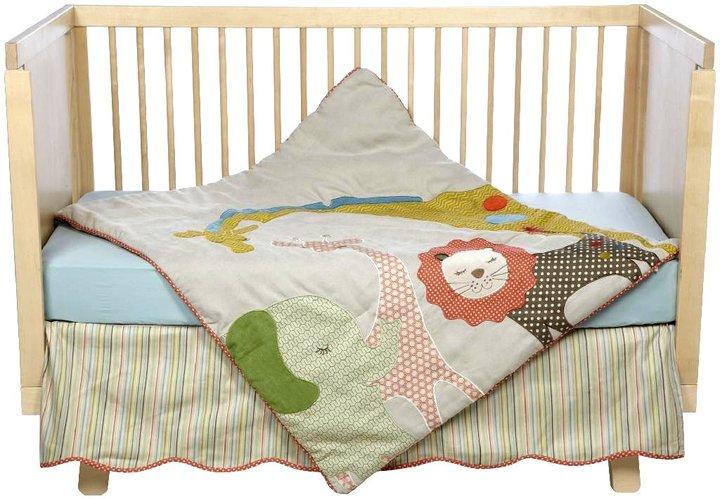 Banana Fish BananaFish MiGi Little Circus 3 pc Crib Set