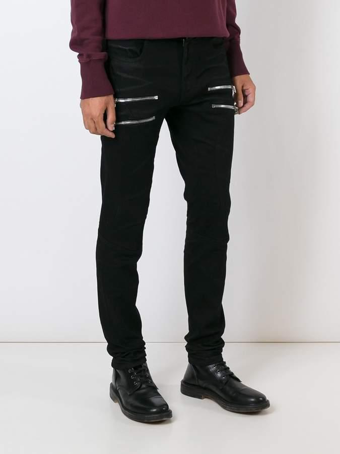 Faith Connexion zipped skinny jeans