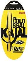Maybelline Colossal Kajal 12h Black (0.35 Gm) By Dodo Store