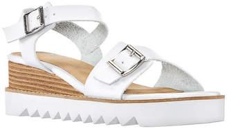 DAYBREAKS POWERED BY NINA Daybreaks Powered By Nina Womens Happy Wedge Sandals