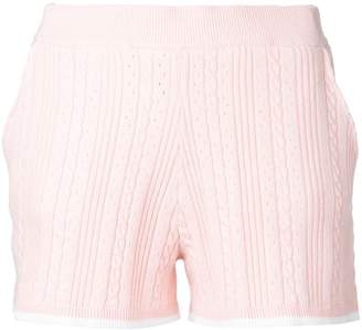 GUILD PRIME fitted shorts