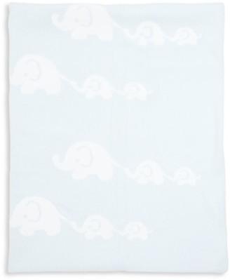 Kissy Kissy Baby's Cotton Elephant Blanket