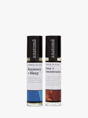 anatomē anatome Night/Day Essential Oil Set