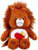 Care Bears Medium Plush With DVD Brave Heart Lion