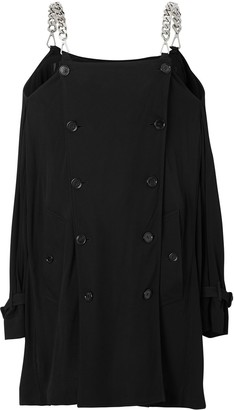 Burberry Deconstructed Trench Dress