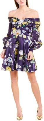 Flor Et. Al Flor Et.Al A-Line Dress
