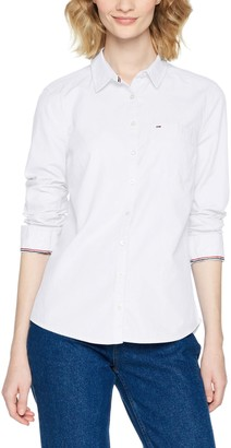Tommy Hilfiger Tommy Jeans Women's Button Original Oxford Shirt