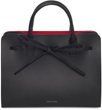 Mansur Gavriel Black Mini Sun Bag - Flamma