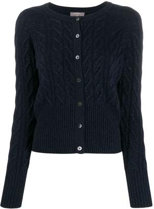 N.Peal cable knit cardigan