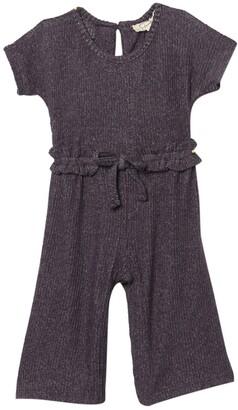 Jessica Simpson Crinkle Knit Jumpsuit