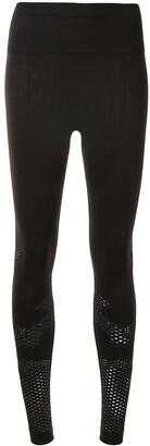 ALALA Camo perforated seamless leggings