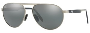 Maui Jim Polarized Sunglasses, 787 Swinging Bridges 6