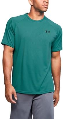 Under Armour Men's UA Velocity 2.0 Jacquard Short Sleeve