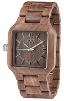 WeWood Mira Nut Wood Watch