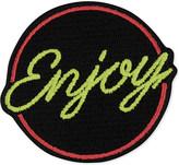 Marc Jacobs Neon enjoy patch