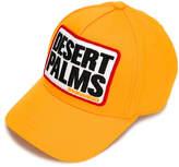 DSQUARED2 desert palms patch cap