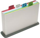 Joseph Joseph Index Advance Large Chopping Board Set - Silver